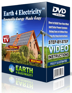 Earth 4 Electricity™ - Renewable Energy Book Book